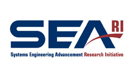 Systems Engineering Advancement Research Initiative (SEARI) Logo